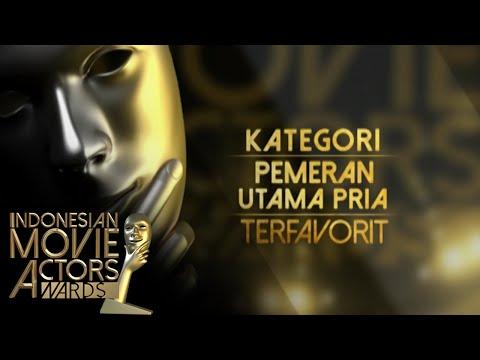Kategori Pemeran Utama Pria Terfavorit [Indonesian Movie Actors Awards 2016] [30 Mei 2016]