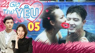 24H OF TRIAL LOVE | TẬP 5 FULL | Bi Max wants to get closer with Phuong Anh on seeing her in bikini