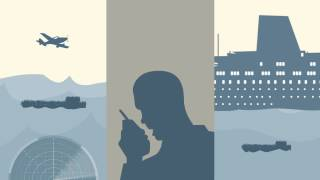 This short animation explains how the frontex coordinated operation triton works. it provides information on number of vessels, aircraft and helicopters ...