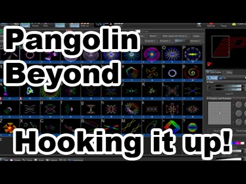 Pangolin Beyond Video Manuals -  Connecting FB3 dongle and ILDA