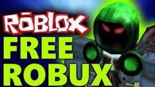 KOSTENLOSE ROBUX!!!! wie man kostenlose robux für kostenlose roblox