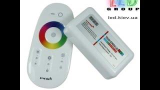 Контроллер RGB K3x6А RF Sensor(, 2016-06-09T12:42:15.000Z)