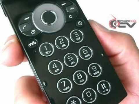 Reseña Sony Ericsson w980