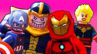 LEGO AVENGERS: IRON MAN'S A JERK