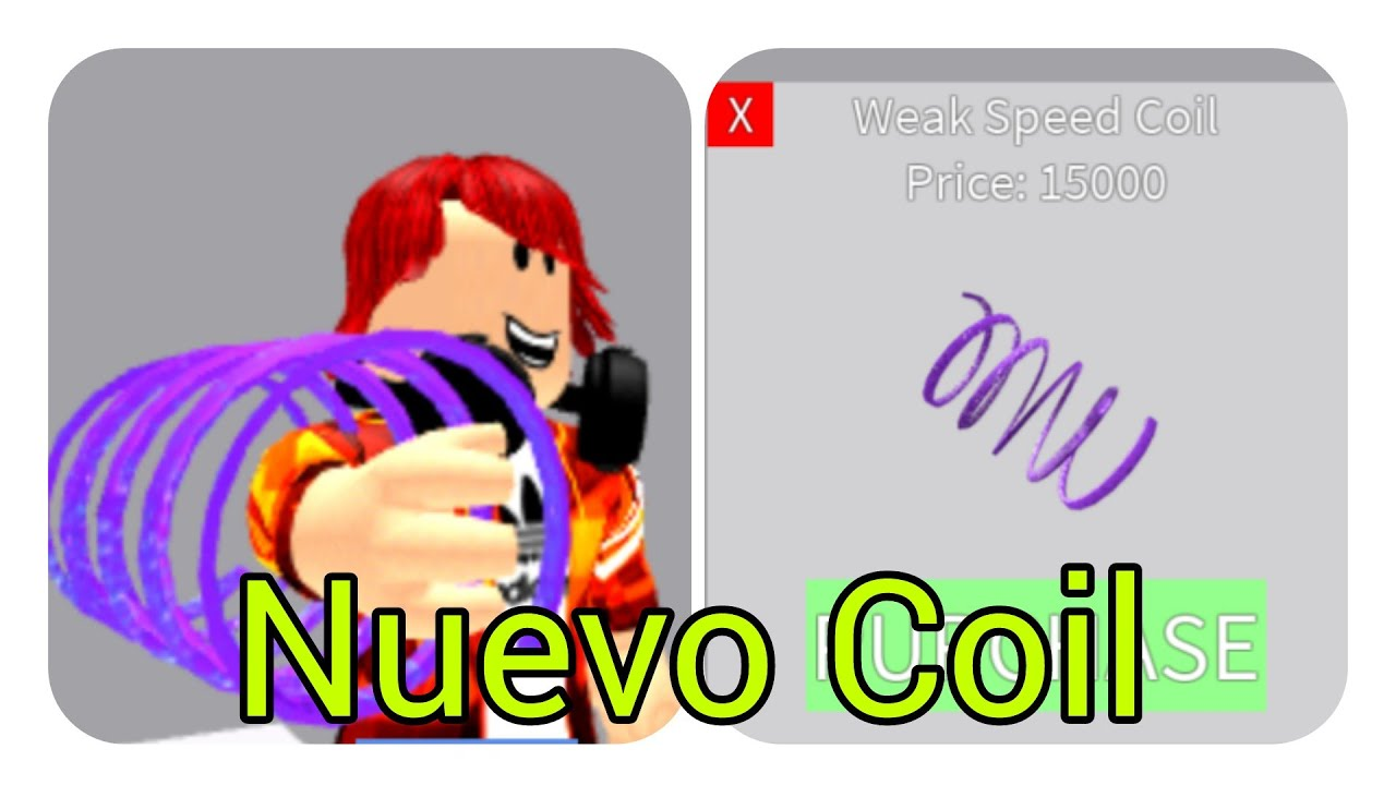 Roblox Nuevo Coil Fusion Coil En Exyn5 S Tower Of Hell