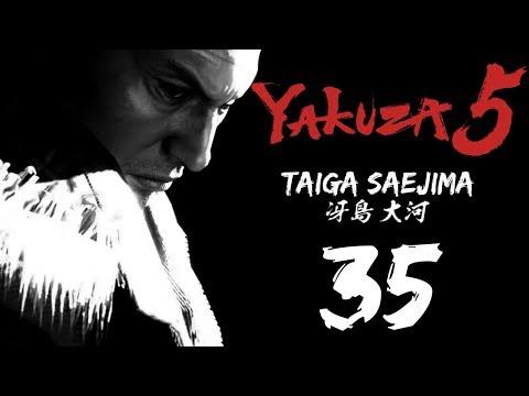 Let's Play Yakuza 5 - Episode 35