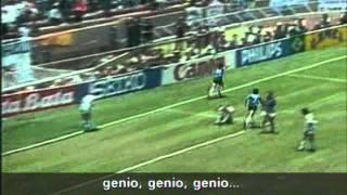 Maradona best goal