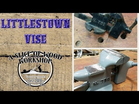 Littlestown No. 750 Vise Restoration