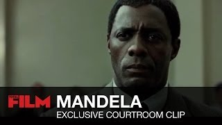 Mandela: Long Walk to Freedom Clip: Courtroom Stand