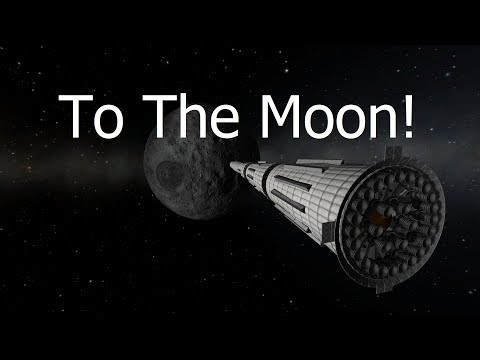 Soviet Moon Landing! Kerbal Space Program N-1