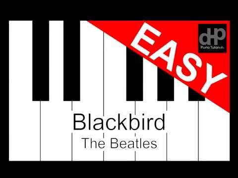 Blackbird - The Beatles Easy Mode