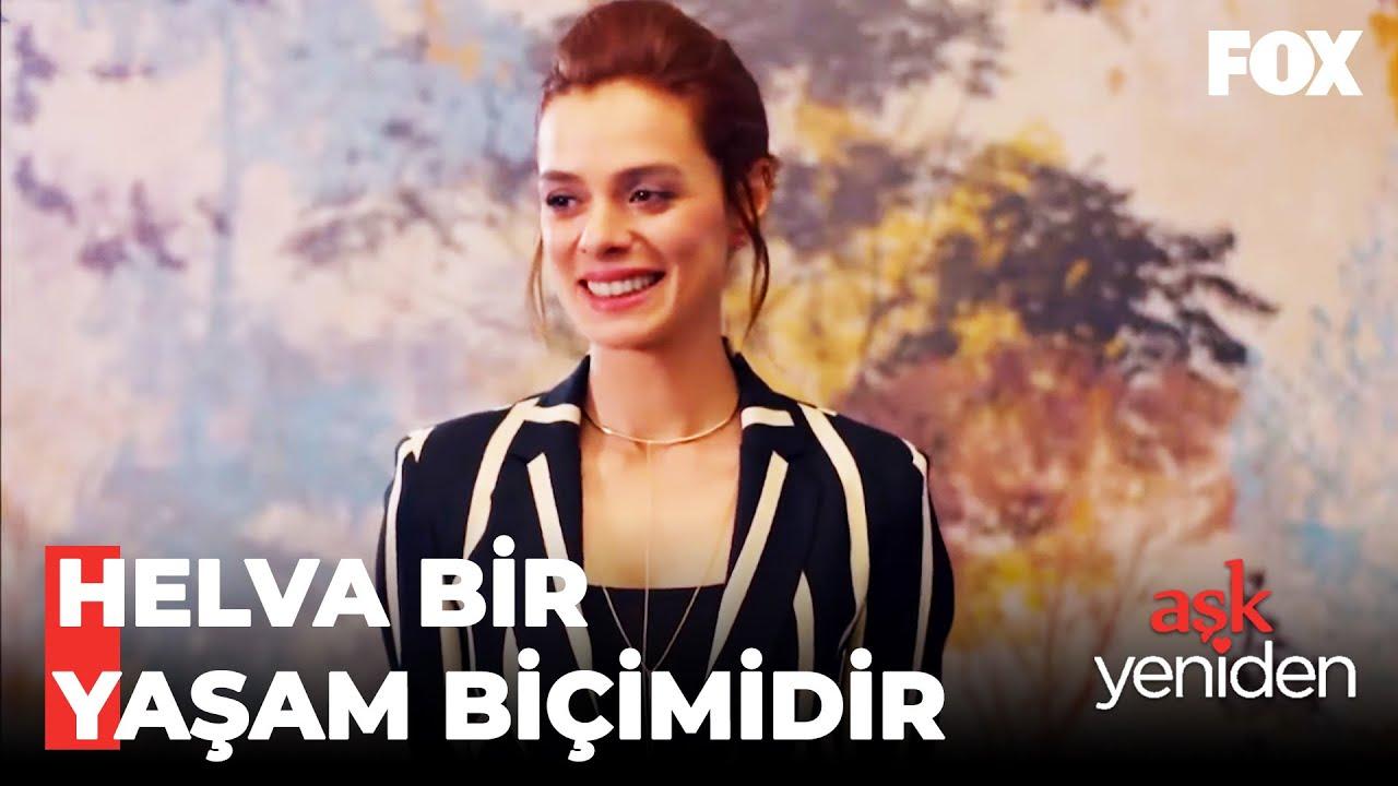 Fatih ve Zeynep'in Helvalarını Beğendirme Çabası - Aşk Yeniden 48. Bölüm