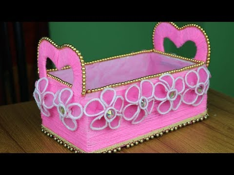Creative Recycling Ideas - Waste Material Craft Ideas For Home Decor - Best reuse ideas - DIY Crafts