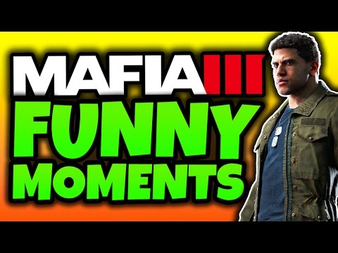 Mafia 3: Funtage! - (Mafia 3 Funny Moments Gameplay)