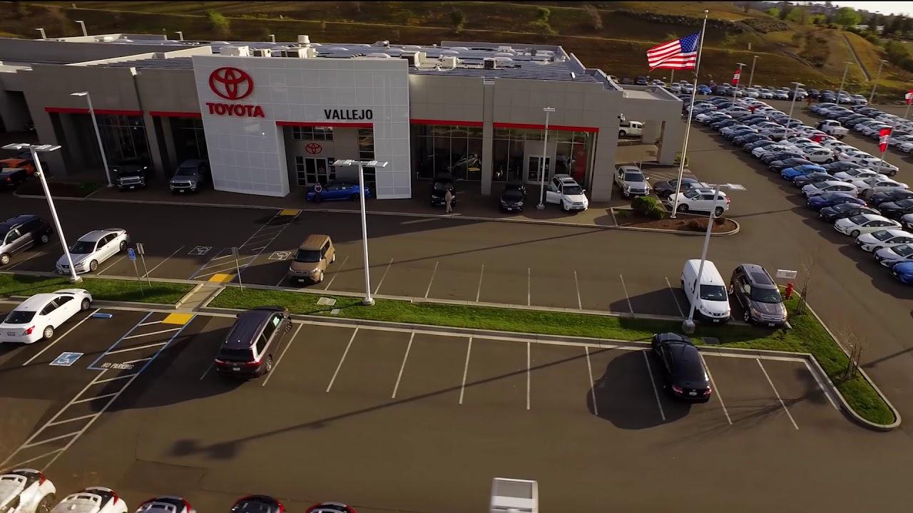 Toyota Dealer in Vallejo, CA