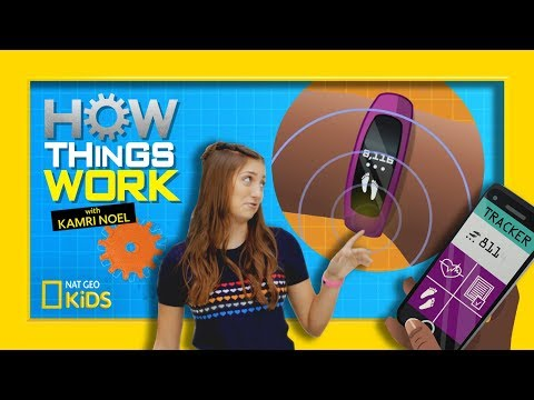 How Fitness Trackers Work | How Things Work with Kamri Noel