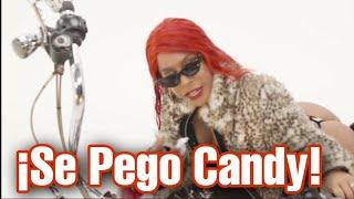 CANDY FLOW - EN QUE HE QUE TU TA. (La Planta) (RADIO REACCIÓN) Se Pegó Candy Análisis.