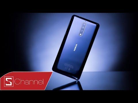 Schannel - Cựu vương phục hận: Nokia 8 chính thức đưa Nokia trở lại phân khúc cao cấp!