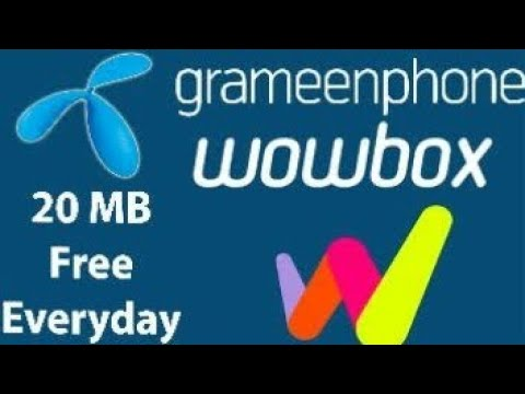 Wowbox |how to wowbox |Use free telenor Mb with token