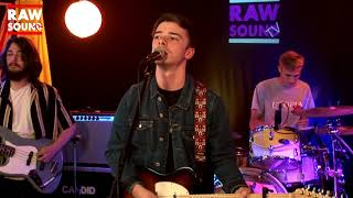 Candid - Time Will Tell (RawSound TV Performance)