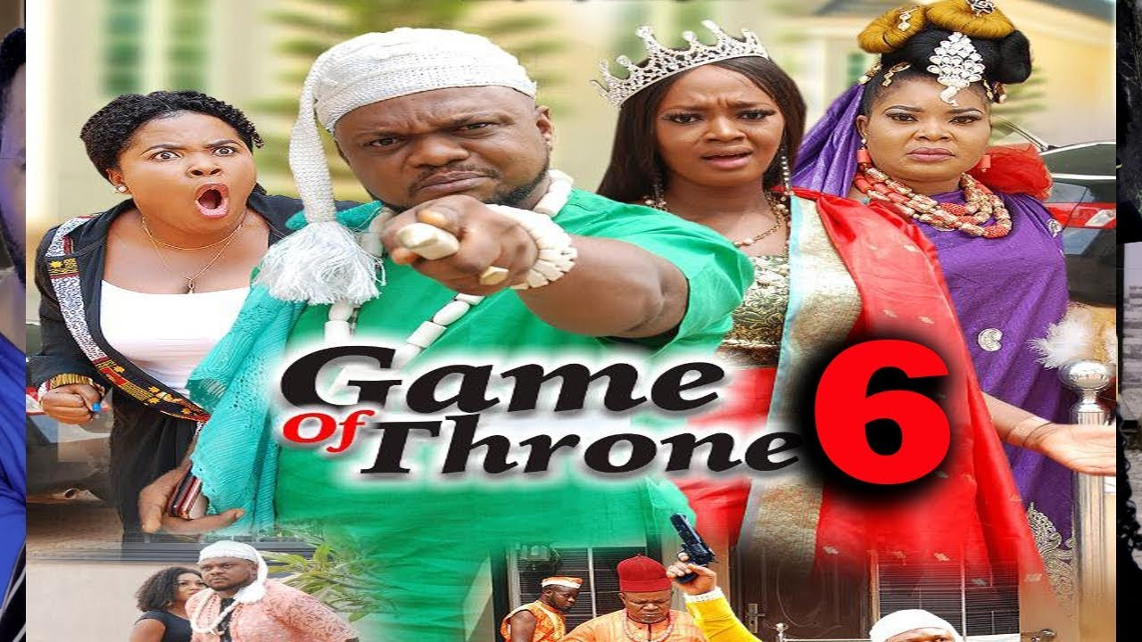 Download GAME OF THE THRONE SEASON 6 - (New Movie) KEN ERICS  2020 Latest Nigerian Nollywood Movie Full HD