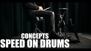 The SECRET To Play Fast On Drums - James Payne