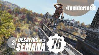 Desafíos de la semana w/ Taxi · 2   Fallout 76