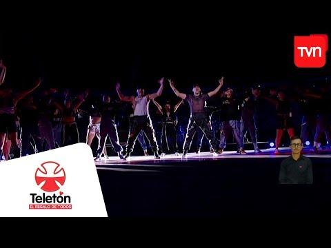 Los hermanos Peralta revolucionaron el Estadio Nacional | Teletón 2018