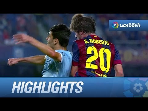 Download Resumen de FC Barcelona (3-0) SD Eibar - HD