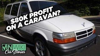 How I made $80k on a Dodge Caravan
