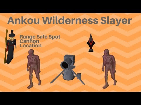 Ankou Wilderness Slayer Guide (OSRS)