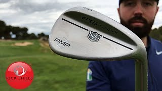 WILSON STAFF FG TOUR WEDGE REVIEW