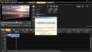Corel VideoStudio X4. Урок 31. Доб-е  музыки, импорт с CD