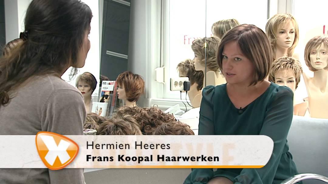 Koopal Pruiken Groningen.Frans Koopal Haarwerken 2015 Rtl4 Lifestyle Experience