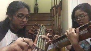 Mundhinam Parthene- Vaaranam Aayiram (Veena Cover)