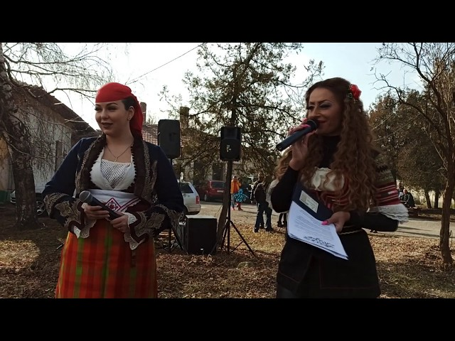 YouSofia TV: Фестивал на зимните традиции в кв. Требич