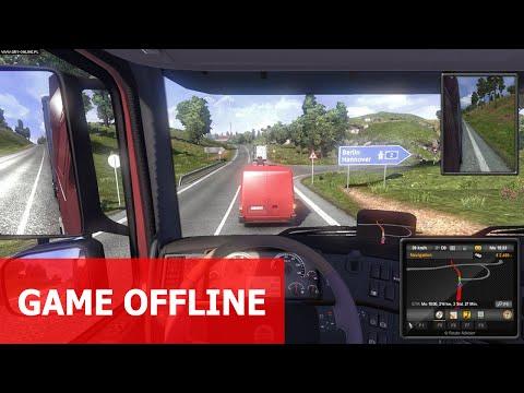 Hướng dẫn chơi game Euro Truck Simulator 2 (tiếng việt)