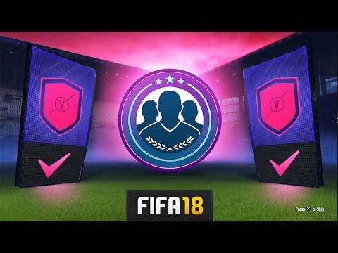 AWESOME PACK LUCK! (SBC) - Marquee Matchups FIFA 18 Ultimate Team