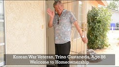 Army Veteran Uses VA Loan to Purchase Home at Age 86, Realtor Alvin Tapia