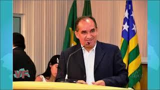 Marcos Freitas em abordagem política sobre as pré candidaturas de EdinhoLuciano Girão e a desistênci