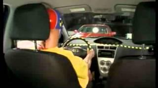 Toyota Camry 2009 Crash Test