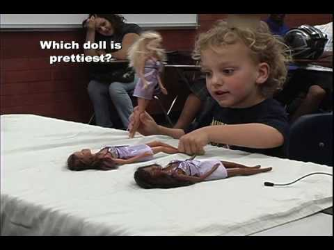 The Barbie Doll Test