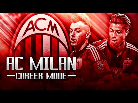 FIFA 15 AC Milan Career Mode - THE REBUILD BEGINS! NEW TRANSFERS! - Season 1 Episode 1