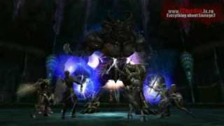 Chaotic Throne 1 The Kamael OFFICIAL MOVIE - Lineage 2