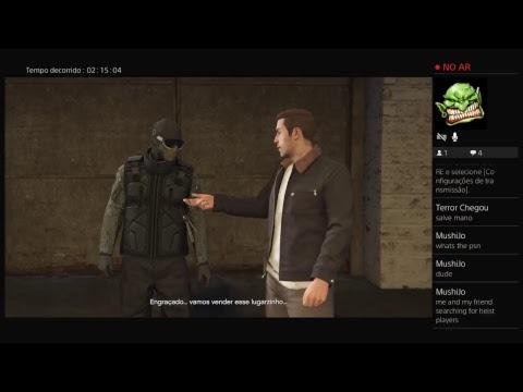 Tocando o Caos em Los Santos - GTA V Online (LIVE)