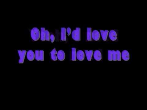 I Want You To Want Me-KSM (lyrics)