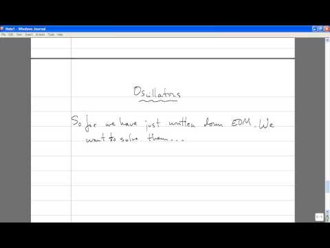 Classical Mechanics, Lecture 4: Lagrange Multipliers. Near Equilibrium Dynamics. Oscillators.