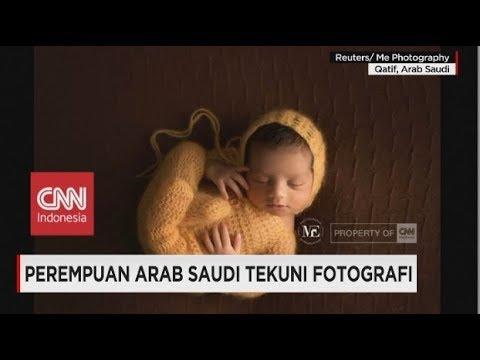 Perempuan Arab Saudi Tekuni Fotografi