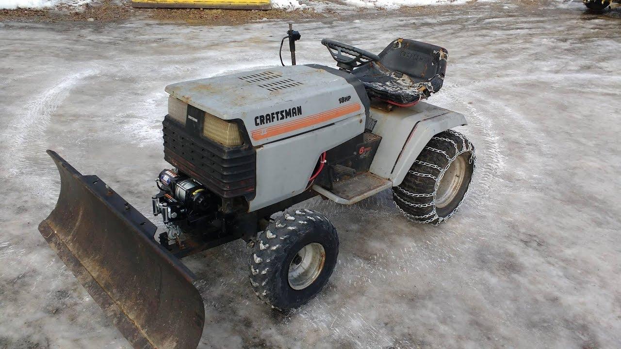Sears Gt6000 Garden Tractor Garden Ftempo