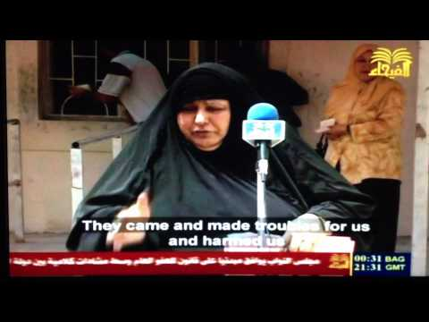 Iraqi Women Fed Up ! ( HD )